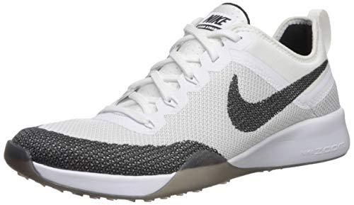 Nike Damen WMNS Air Zoom Tr Dynamic Fitnessschuhe, Weiß (White/Black 100), 38 EU