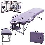 Massage Table Portable Purples - Best Reviews Guide