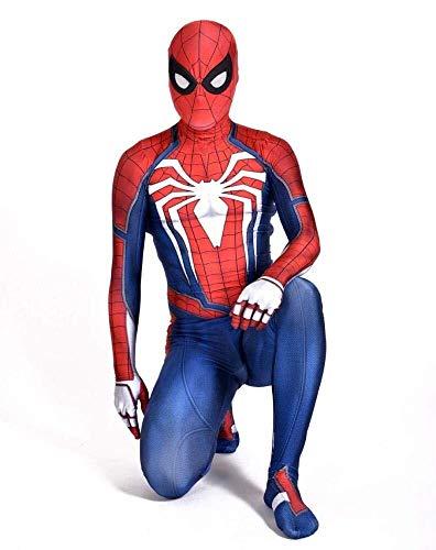 Hcxbb-b Spiderman Kostuum - Kinderen/volwassenen Anime Panty Halloween Kostuum Party Party Props