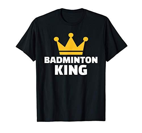 Badminton King Maglietta