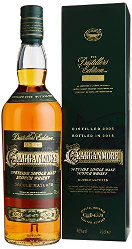Cragganmore 12 Jahre Distillers Edition 2018 Single Malt Whisky (1 x 0.7 l)