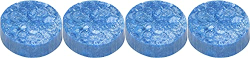 685 Non-para Urinal Toss Block, Clean Breeze Fragrance, 1000 Flushes (Pack of 12) - Ideal restrooms in Offices, Schools, Restaurants, Hotels, Stores - Urinal Deodorizer Cake Mint Puck (Four Pack)