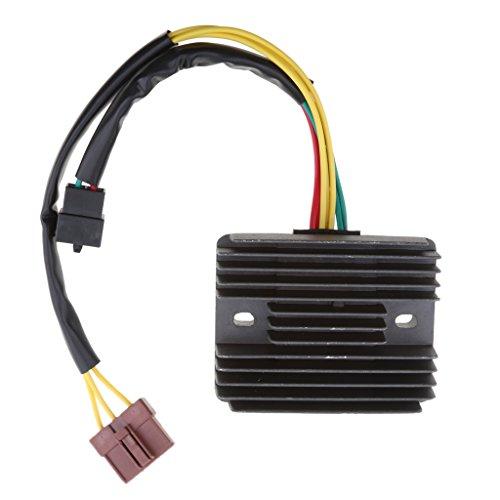 FLAMEER Spannungsregler Gleichrichter Teile Für 500ccm ATV Quad GO Kart CFMOTO CF500