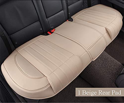 Klassischer Auto-Rücksitzbezug für Lebensmittel, Aufbewahrungsbeutel zum Aufhängen, Organizer für Kinderwagen, Babywindeln, Muttertaschen-Set (Farbe: 1 x beige)