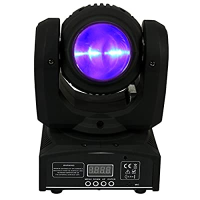 Double face 4x10W Moving Head LED Effect Disco Light RGBW 4in1 DMX Head-Moving Light for club
