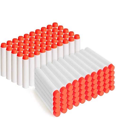 DEWEL Balas Nerf - Fluorescencia,7.2 cm,200 Piezas