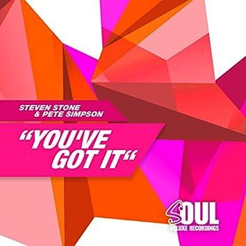 You've Got It (Radio Mix)