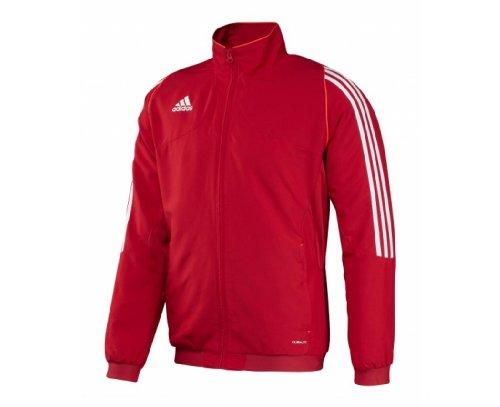 adidas Herren Teamjacke T12, Rot, 12, 703901012