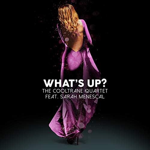 The Cooltrane Quartet feat. Sarah Menescal