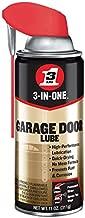 3-IN-ONE - 100581 Professional Garage Door Lubricant with Smart StrawSprays 2 Ways, 11 OZ