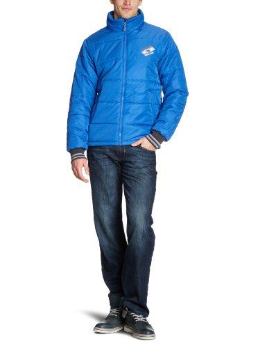 Lotto Sport IAN Veste matelassée pour homme Turquoise Bleu Small