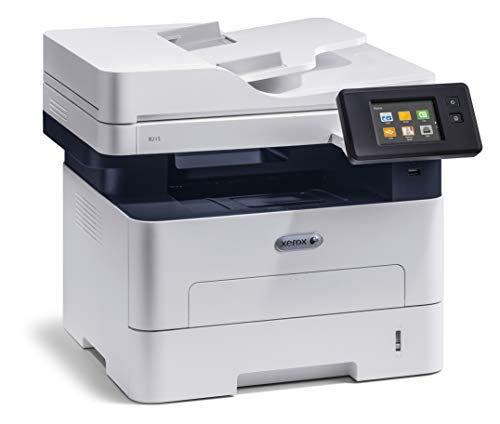Xerox B215DNI Monochrome Multifunction Printer, Amazon Dash Replenishment Ready,White