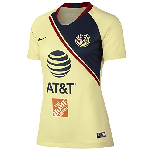 NIKE Club America Home Soccer Jersey 2018/19- Womens (L)