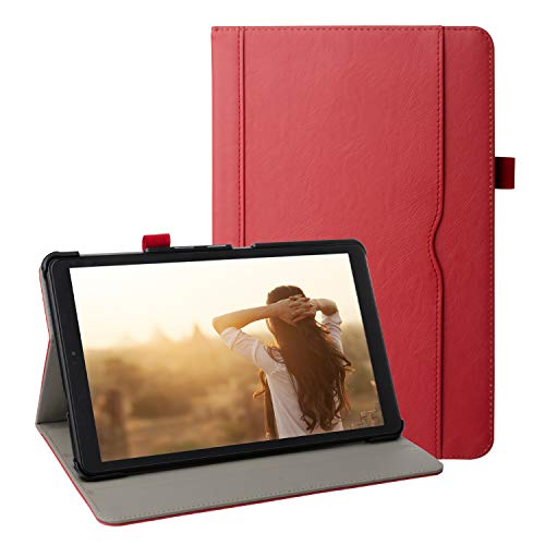 Galaxy Tab A 10.5 inch 2018 Tablet Leather Case $9.20 (70% Off)