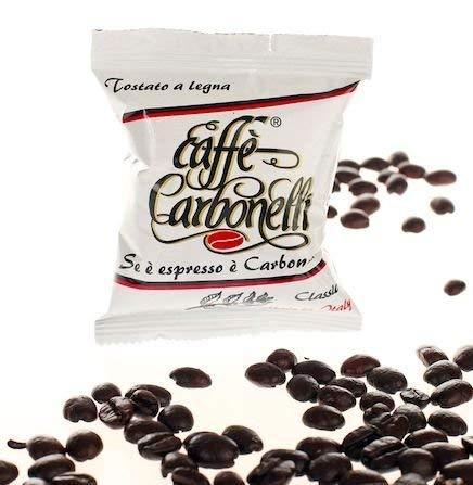 100 Cápsulas compatibles Lavazza espresso point - Caffè Carbonelli mezcla classic