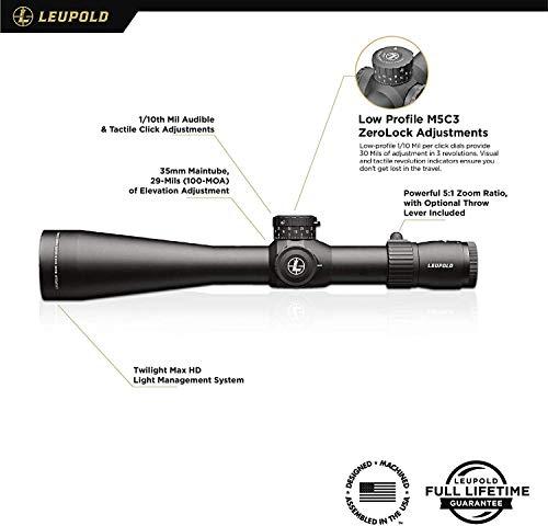 Leupold Mark 5HD 5-25x56mm Riflescope (171774)