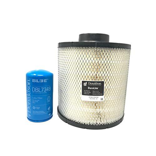 Cummins 5.9L Air & Oil Filter Upgrade Kit Donaldson BHAF B105006 & DBL7349