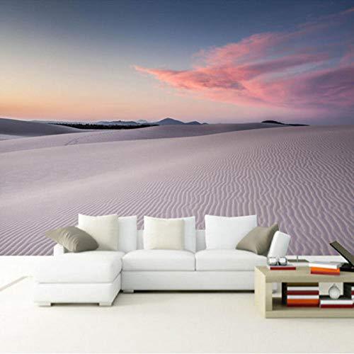 Zmdmg Benutzerdefinierte 3D-Fototapete Wüste Natur Landschaft Große Wandtapete für Schlafzimmer Wohnzimmer Sofa TV Hintergrund Tapeten