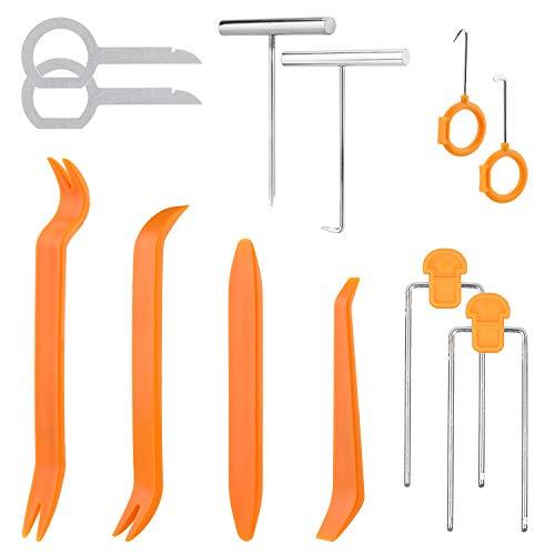 interno esterno Dash ecc. PANNELLO Trim Remover Tool Kit per FORD TOURNEO CUSTOM