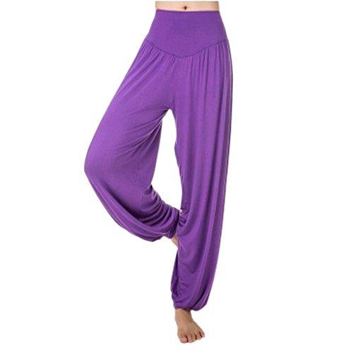 Ennieee Womens Yoga Pants Heart Elastic Workout Running Leggings Pants