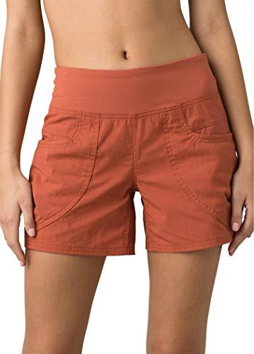 Prana Kanab Shorts Damen Liqueur Größe XL 2021 Hose kurz