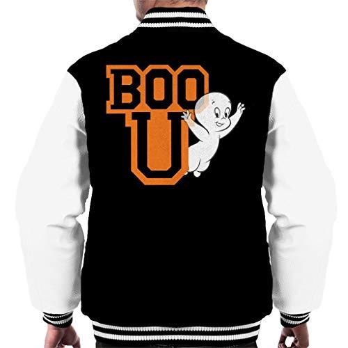 Casper The Friendly Ghost Boo You Varisty Men's Varsity Jacket