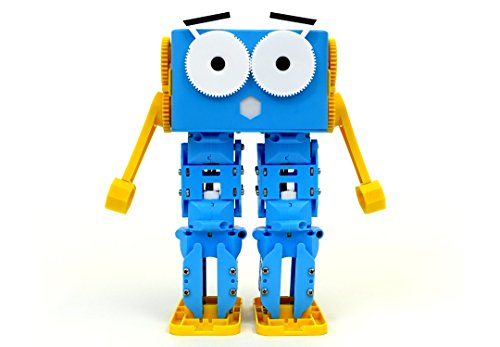 Marty The Coding Robot Version 1 Building Kit for Kids & Adults - Programmable Interactive Dancing STEM Toy Robot - Educational Robotic Kit