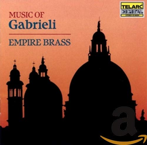 Music Of Gabrieli And His Contemporaries