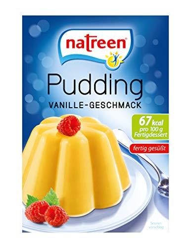 Natreen Pudding Vanille- Geschmack, 35 g Beutel