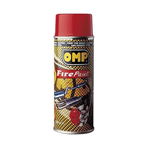 OMP OMPPC02001000061 Pintura Pinzas, Rojo