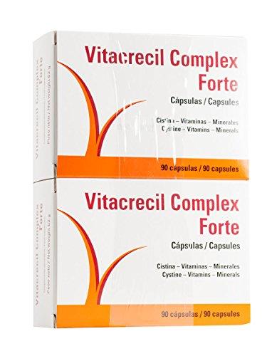 Viñas s.a. VITACRECIL COMPLEX FORTE 180 CAP, blanco