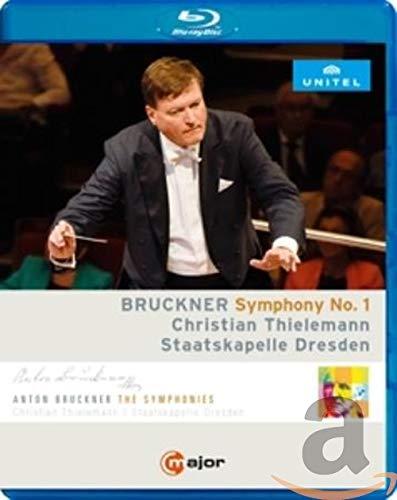 Bruckner: Sinfonie Nr. 1 (München 2017) [Blu-ray]