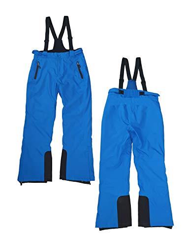 Crivit Sports heren skibroek zeer functioneel met bretels winterbroek sneeuwbroek