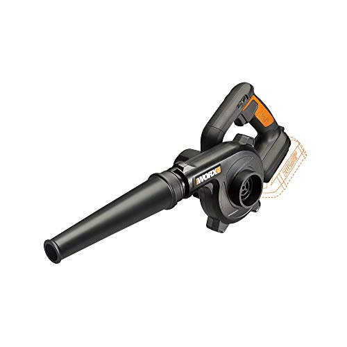 WORX WX094L.9 Cordless Jobsite Blower - 160 mph 3 speed (Tool Only)
