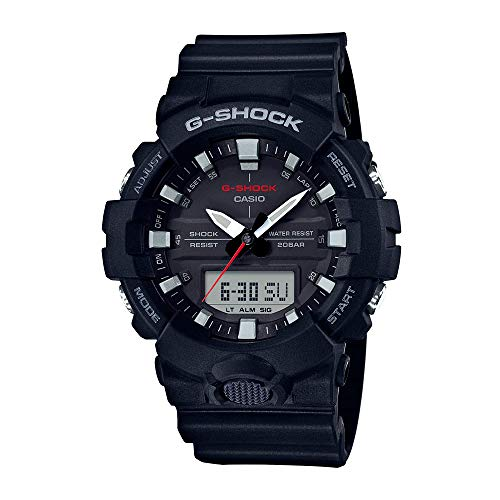 Relógio Masculino G-Shock Analógico Digital GA-800-1ADR