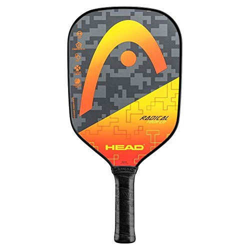 HEAD Radical Tour Composite Pickleball Paddle (Orange)