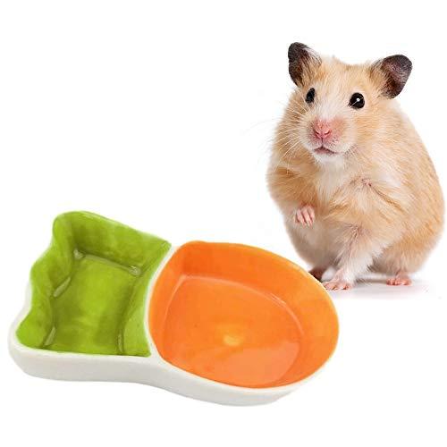 zhihu ハムスター 餌入れ えさ皿 ハムスター にんじん型 コーナー食器 小動物 ペット 陶器 セラミック モルモット モモンガ ハッピーディッシュ ラウンド ハリネズミ 餌 ハムスター えさ皿 ハリネズミ エサ うさぎ えさ ウサギの餌 ハムスター