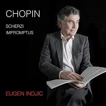 Chopin - Scherzi, Impromptus
