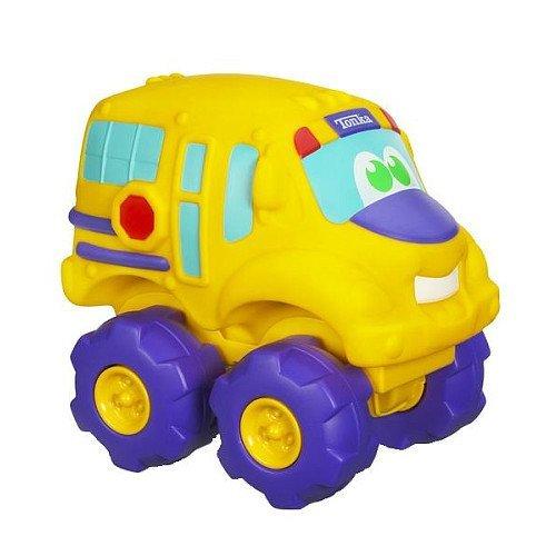Playskool Wheel Pals Cushy Crusin School Bus