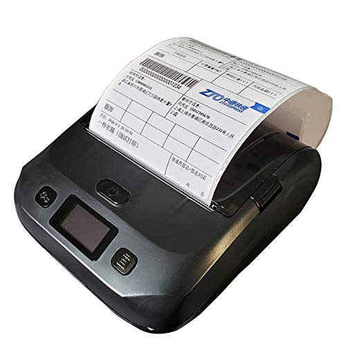 Great Price! DEYE Wireless Bluetooth Printer,High-Speed Label Printer Quick Printing Pre-Sized Label...