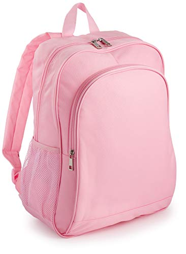 "Amazon Exclusive Kids Backpack, Pink (Compatible with Kids Fire 7"", 8"", and 10"" Tablet and Kindle Kids Edition)"