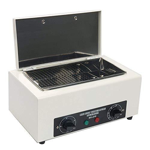 APHRODITE 300W Mini High Temperature Sterilizer Medical Autoclave Equipment 1.5L
