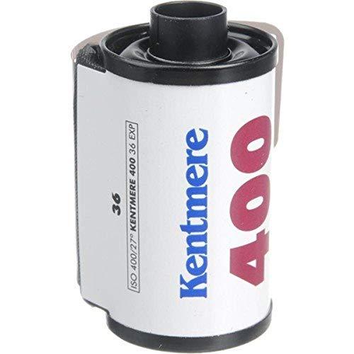 ケントメア 高感度モノクロフィルム Kentmere PAN 400 135-36枚撮り KMP40013536