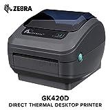 Zebra GK42-202520-000 - Impresora de etiquetas...