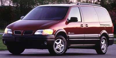 6 Passenger Vehicles >> 2000 Pontiac Montana 6 Passenger Seating 4 Door Regular Cab Wheelbase Light Taupe Metallic Lower Dark Teal Metallic Upper