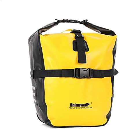 Ranking TOP14 Rhinowalk Bicycle Pannier Brand new Bag Waterproof Rear Trunk Backsea Seat