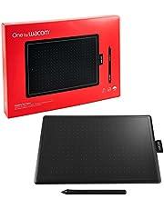 ワコム ペンタブレット One by Wacom Chromebook対応 ペン入力専用モデル Mサイズ CTL-672/K0-C