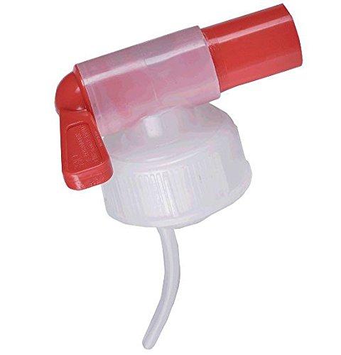 Zapfhahn rot - DIN45 - für unsere 3 L, 5 L und 10 L Kanister