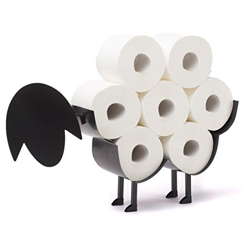 WRPS Toilettenpapier-Halter Black Sheep