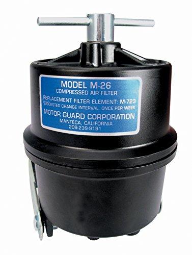 Motorguard M-26 Compressed Air Filters, 1/4